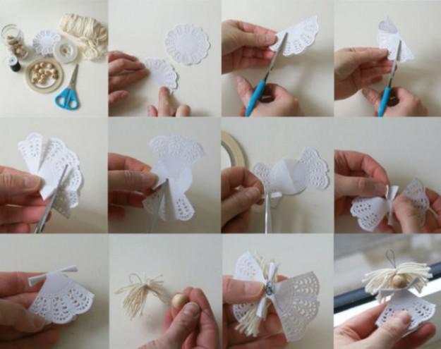 Как сделать новогодний подарок своими руками поэтапно