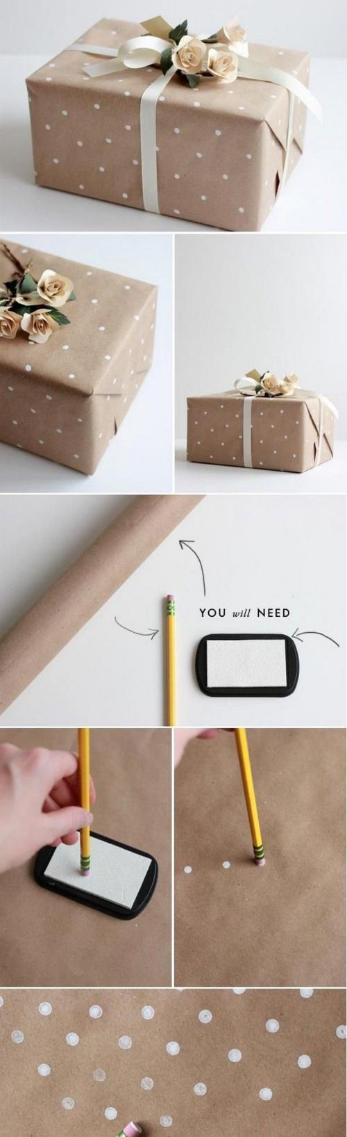 Как красиво упаковать подарок своими руками если нет коробки 585