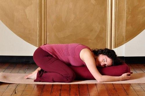 Йога перед сном в домашних условиях
