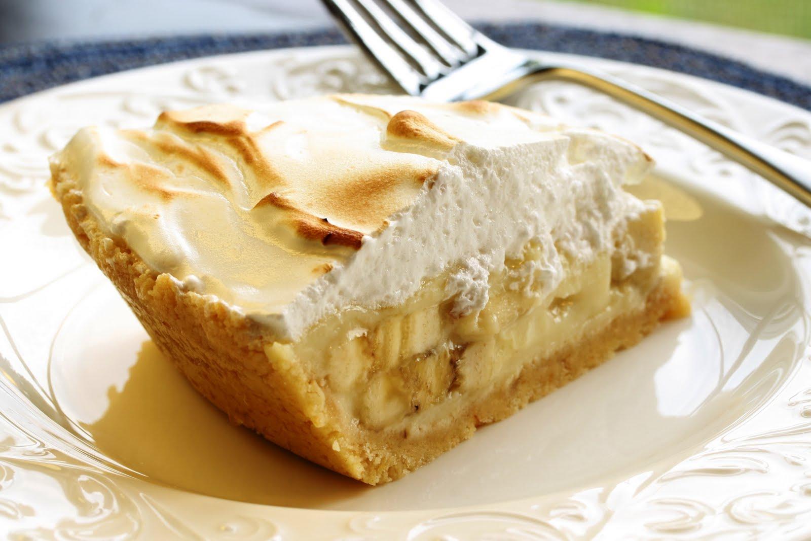 Сладкий пирог рецепт с фото легкий и быстрый с бананом