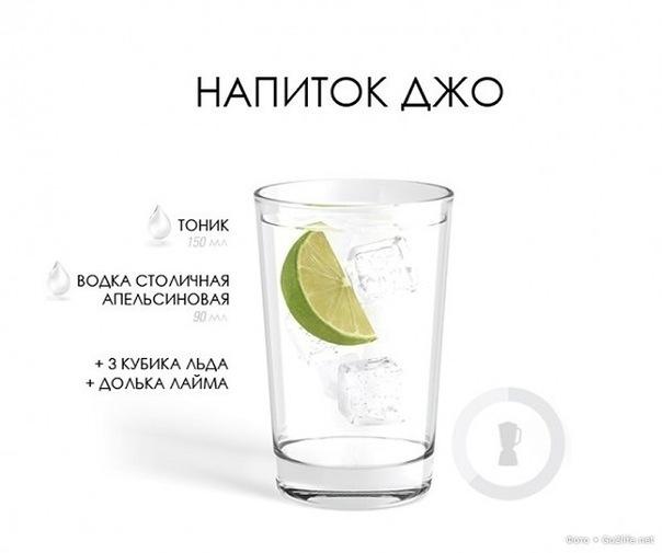 Как сделать вкусный алкогольный напиток