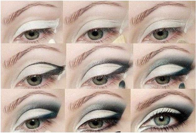 Варианты вечернего образа для зеленых глаз