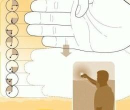 время на пальцах