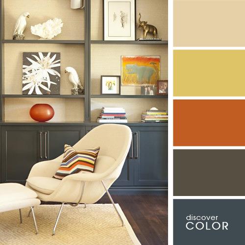 как выбрать цвет для квартиры