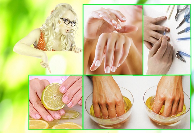 Как вернуть ногтям здоровье