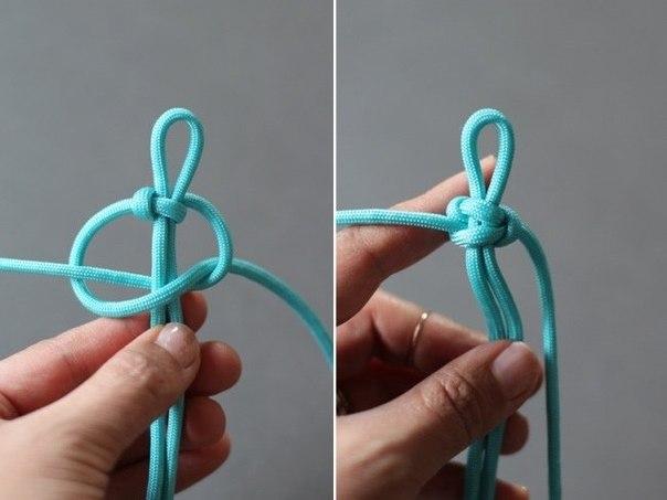 плетеный браслет своими руками6