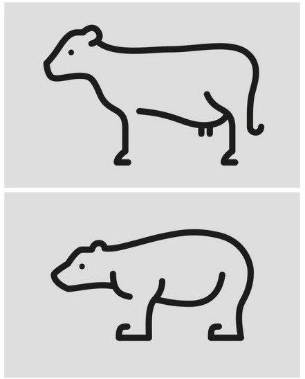 рисуем животных3