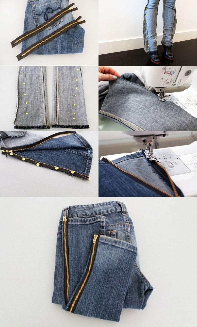 Старые джинсы: новая жизнь - Infoniac 657