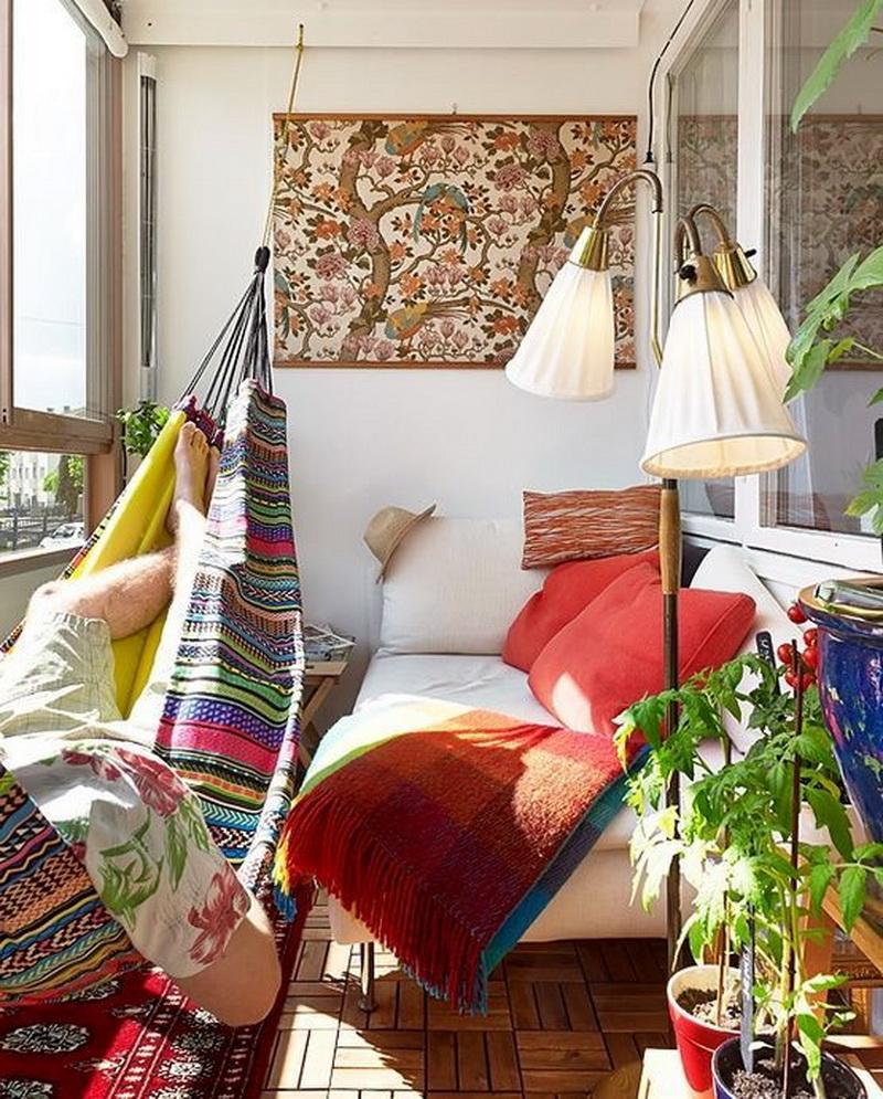 Креативные идеи по обустройству балкона хитрости жизни.