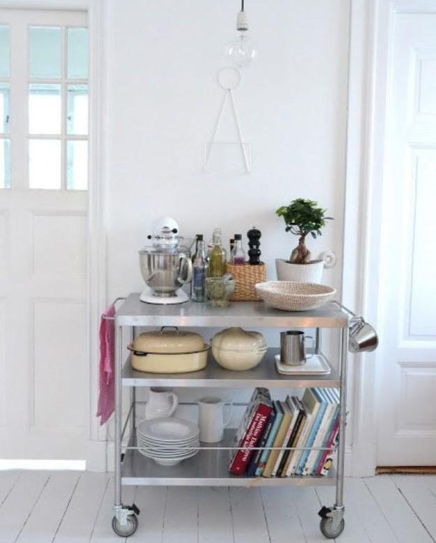 Кухонная тележка