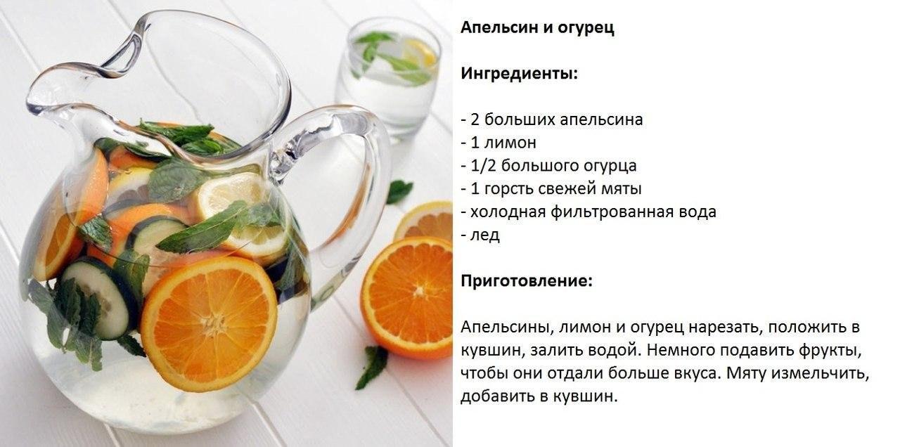 Быстрые напитки в домашних условиях