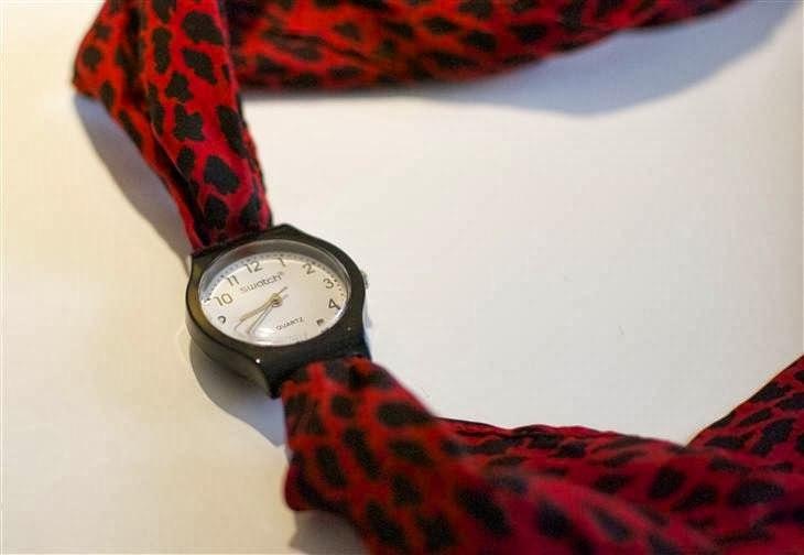 Как сделать ремешок для часов из ткани своими руками 50