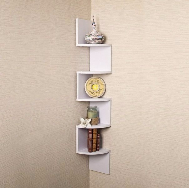 Wall shelf designs ideas