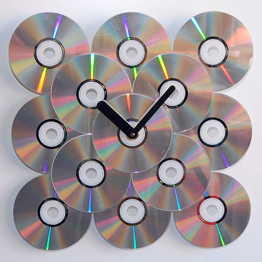 Что можно сделать из dvd диска своими руками