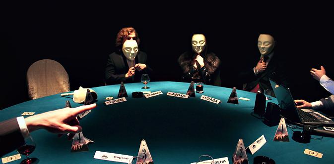 психологические игры на знакомство в компании