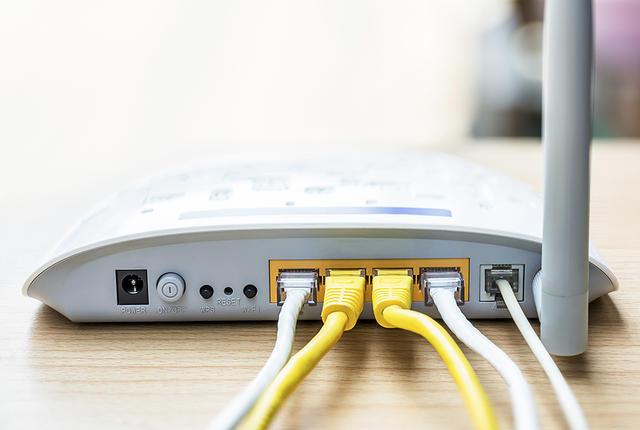 Modem router network hub