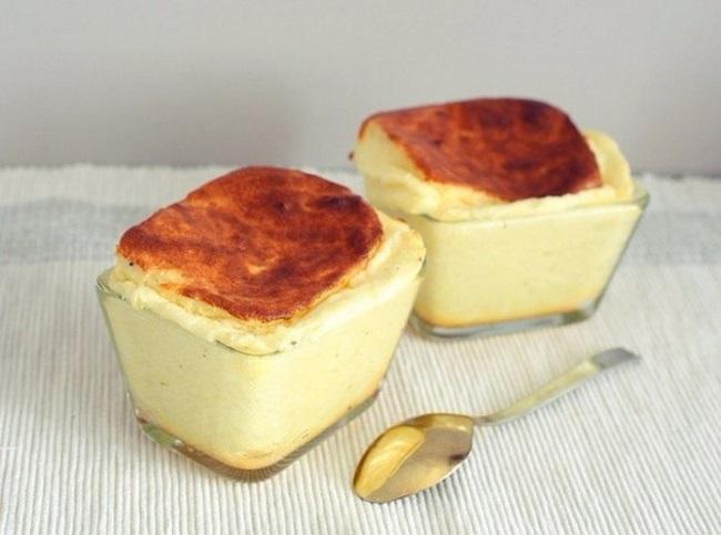 самый легкий рецепт суфле с сыром