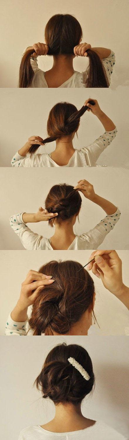 Какие можно делать прически на средние длины волосы