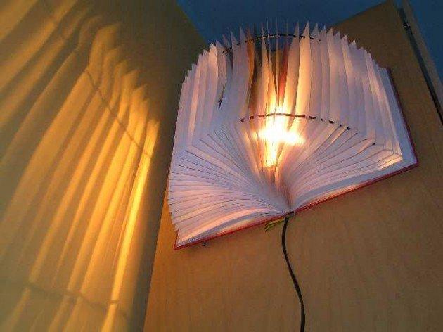Как сделать светильник своими руками бумаги