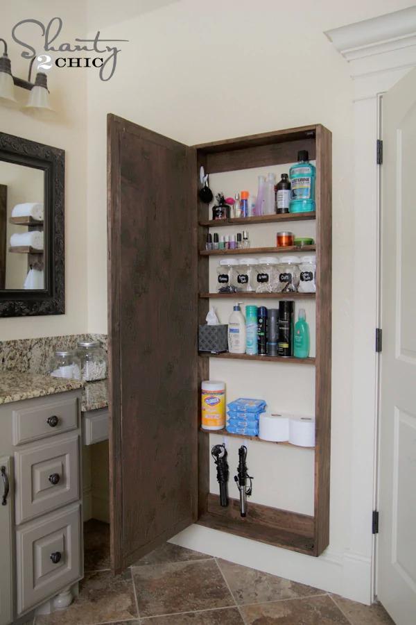 Идеи для хранения вещей в маленькой квартире своими руками