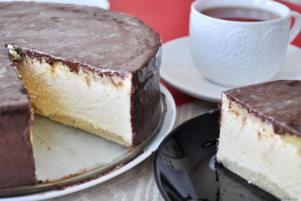 Птичье молоко - торт - рецепт с фото 67