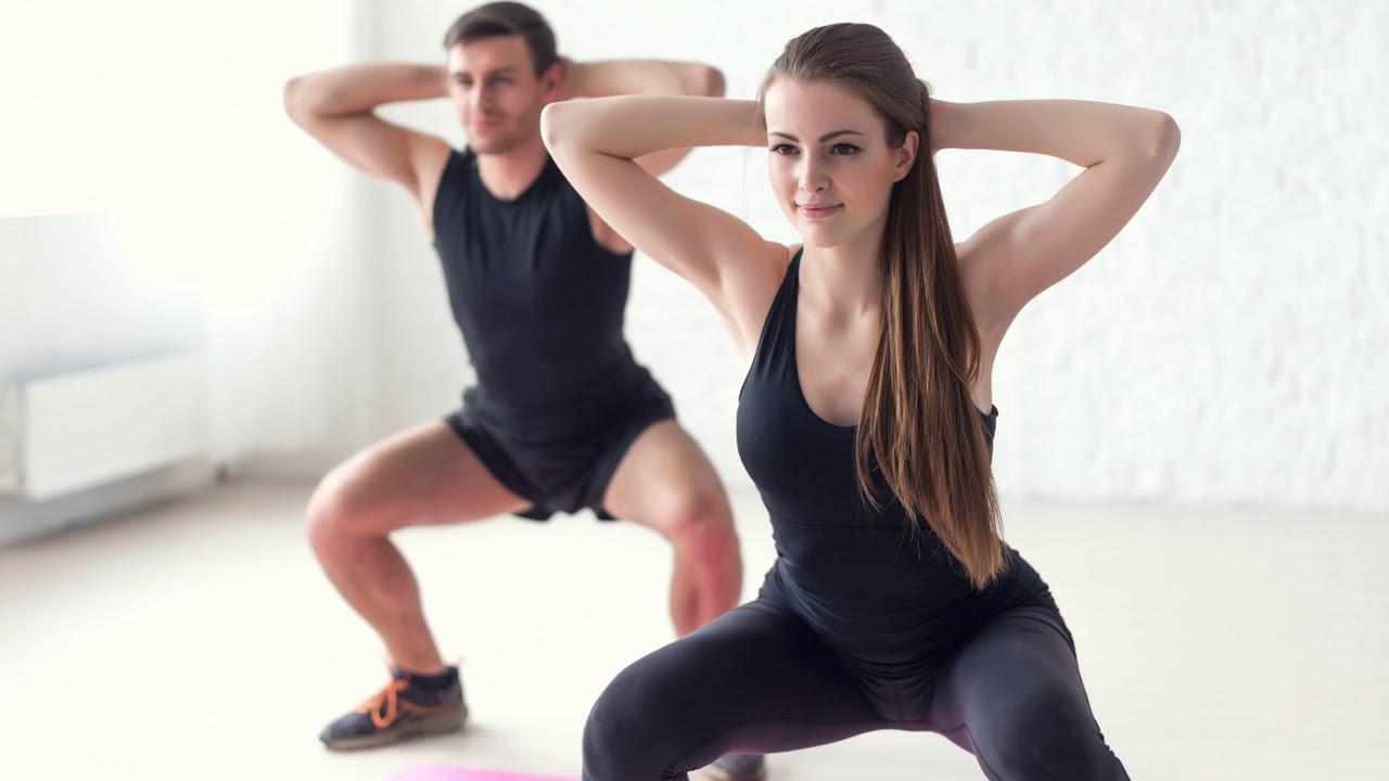 Упражнения вызывающие сексуальность