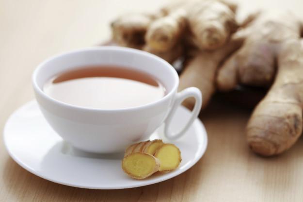 Чем полезный имбирный чай