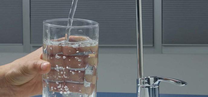 польза от стакана воды