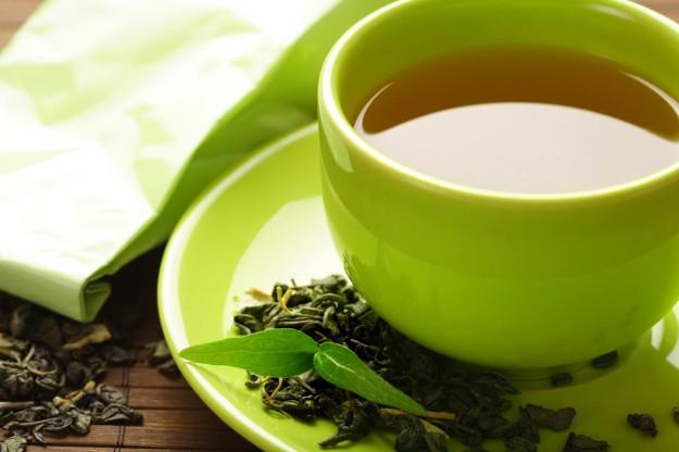 зеленый чай при похудении