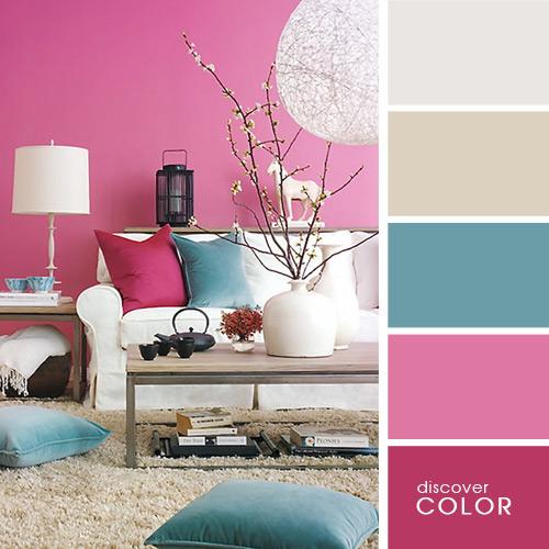 цвета в дизайне