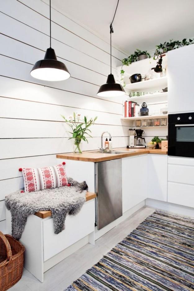 дизайн маленькой кухни2