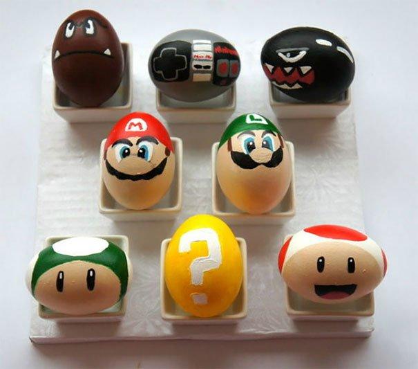 самые оригинальные пасхальные яйца20