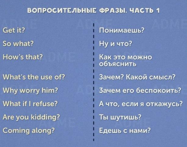 разговорный английский4