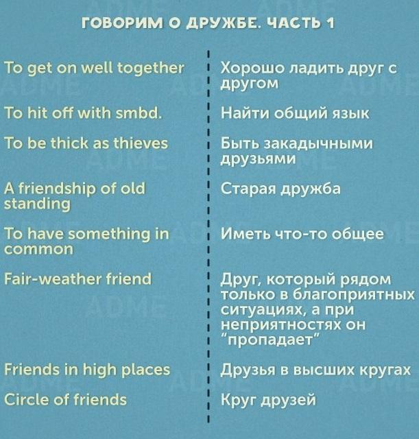 разговорный английский6