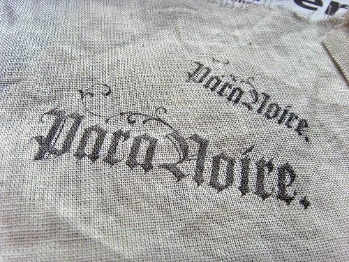 переносим изображение с бумаги на ткань