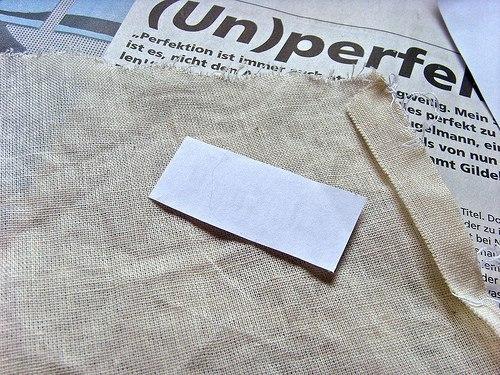переносим изображение с бумаги на ткань4