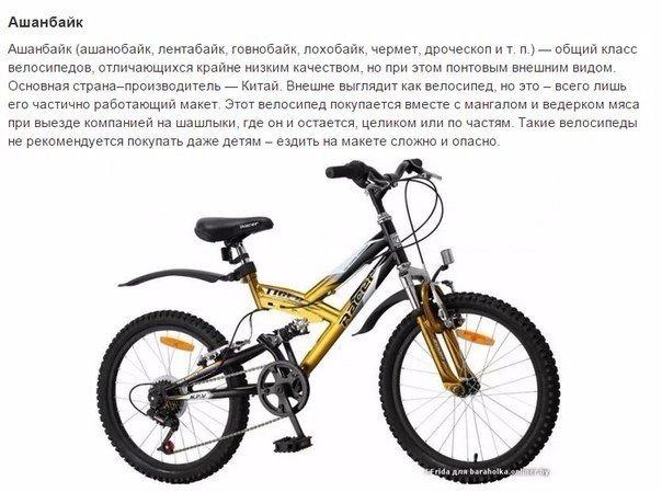 выбираем велосипед4