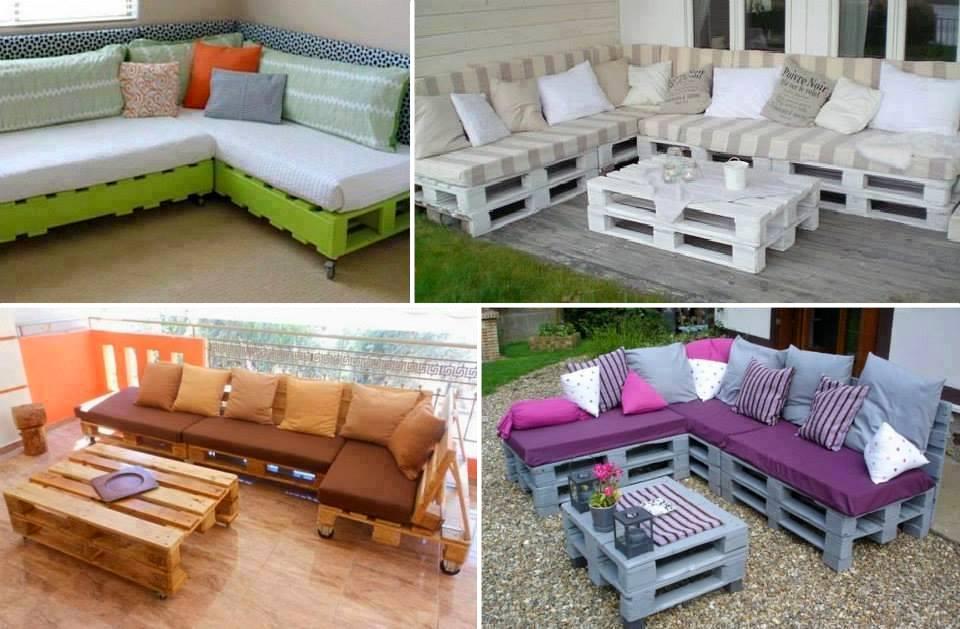мебель из деревянных поддонов2