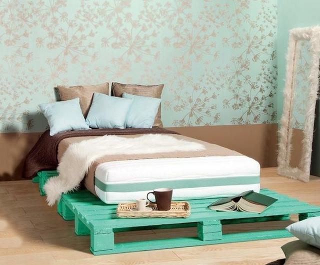 мебель из деревянных поддонов3