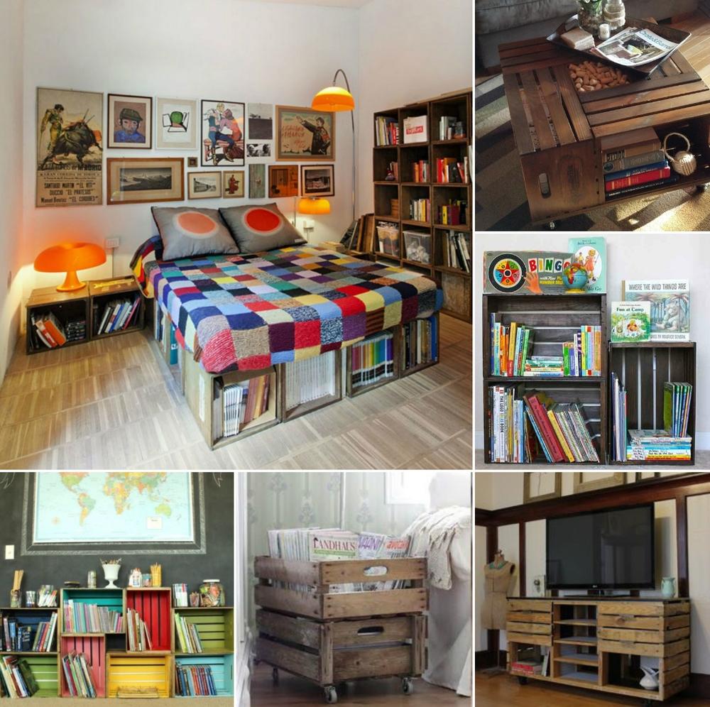 мебель из деревянных ящиков3