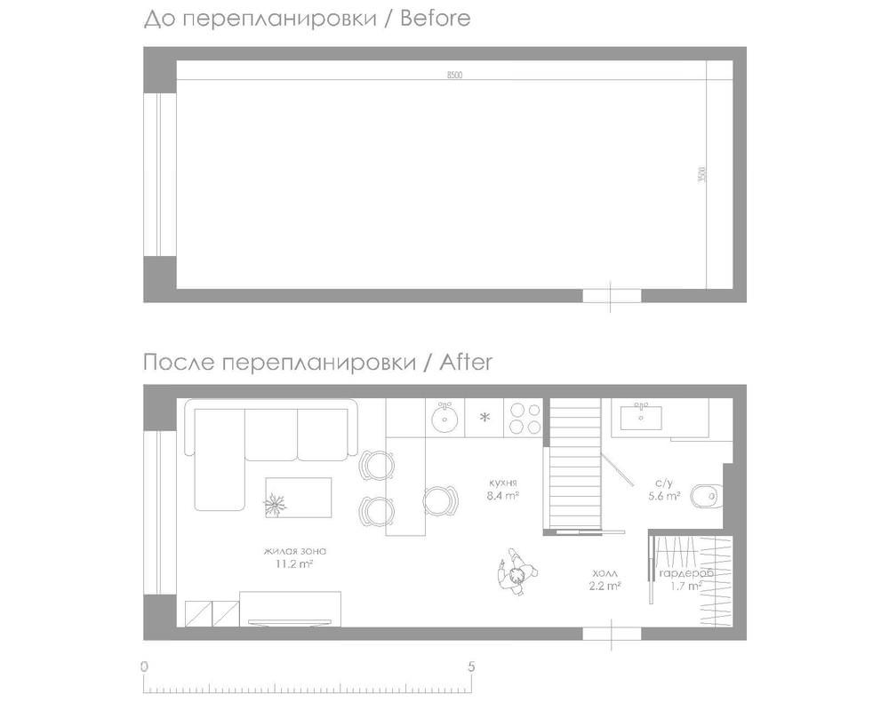 квартира студия