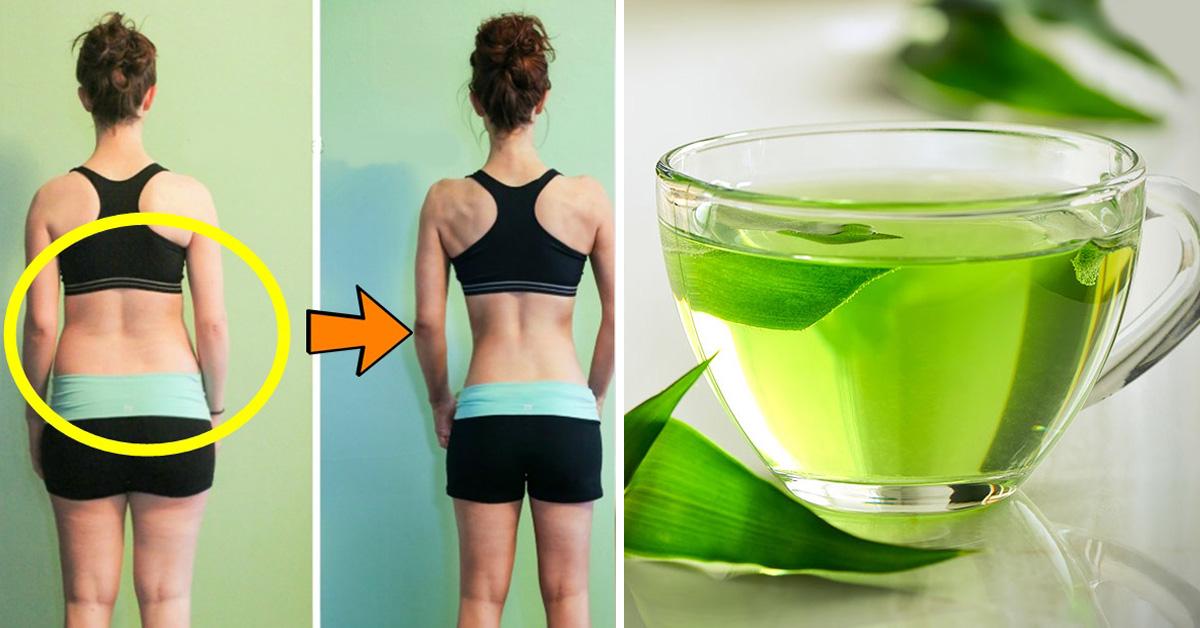 Как Сбросить Вес На Зеленом Чае.