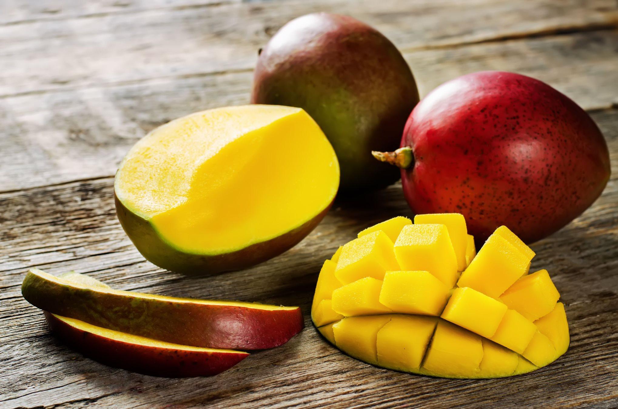 спелое манго картинки осени листья приобретают